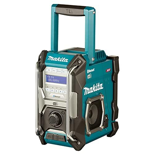 makita MR004GZ Baustellenradio 40V max. (ohne Akku, ohne Ladegerät)