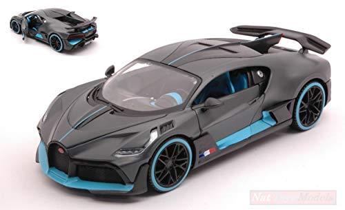 NEW MAISTO MI31526 Bugatti DIVO Special Edition 1:24 MODELLINO DIE CAST Model