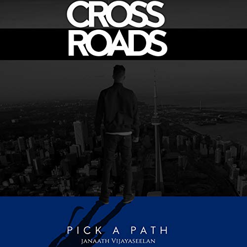 Cross Roads: Pick a Path audiobook cover art