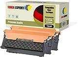 Kit 2 TONER EXPERTE CLT-K404S Nero Toner compatibili per Samsung Xpress SL-C430, SL-C430W, SL-C480, SL-C480FN, SL-C480FW, SL-C480W