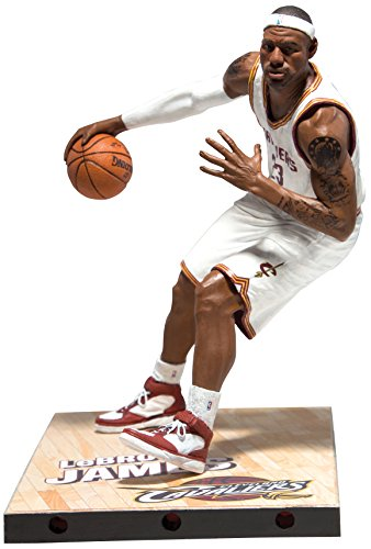 McFarlane Toys NBA Series 26 Lebron James Action Figura