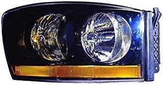 Genuine Chrysler Parts 55372814AB Passenger Side Headlight Lens Housing