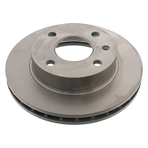 Preisvergleich Produktbild febi bilstein 03167 Bremsscheibensatz (2 Bremsscheiben) vorne,  innenbelüftet,  Lochanzahl 4