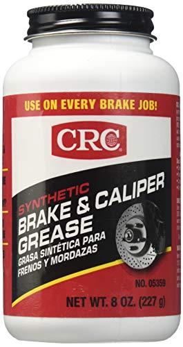CRC 05359-6PK Brake & Caliper Synthetic Grease Tub, 8 fl. oz, 6 Pack