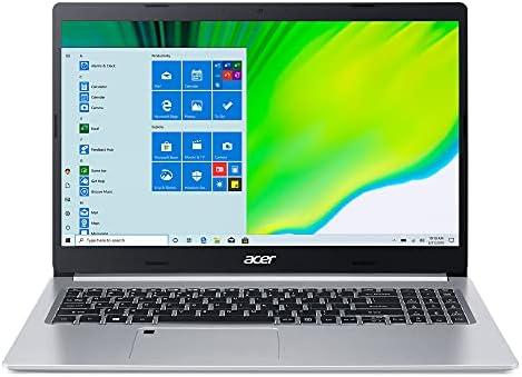 Acer Aspire 5 A515-46-R14K Slim Laptop   15.6″ Full HD IPS   AMD Ryzen 3 3350U Quad-Core Mobile Processor   4GB DDR4   128GB NVMe SSD   WiFi 6   Backlit KB   Amazon Alexa   Windows 10 Home (S Mode)