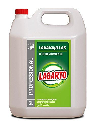 Lagarto Lavavajillas Concentrado, 5L