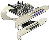 DeLOCK PCI Express Card 2 x