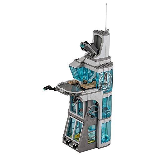 Marvel Lego Súper Héroes - Ataque a la Torre de los Vengadores - 76038