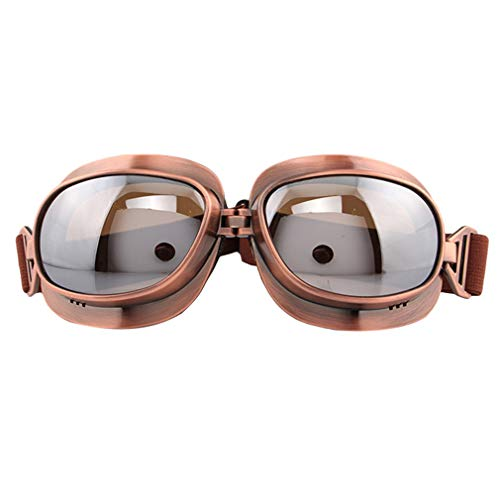 MEIHAOWEI Gafas de moto Máscara Gafas de motocross Casco Gafas A prueba de Viento Off Road Moto Cross Cascos Gafas