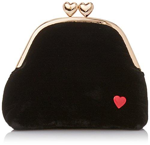 Dear Drew by Drew Barrymore heartbreaker Crossbody Mini Evening Bag, TAPSHOE