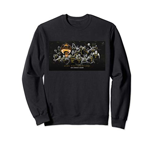 LOS ANGELES LAKERS 2020 CHAMPIONS Sudadera