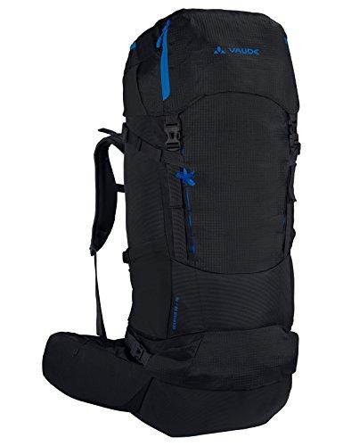 VAUDE 126740100 Sac de Trekking Mixte Adulte, Noir, FR Unique (Taille Fabricant : One Size)