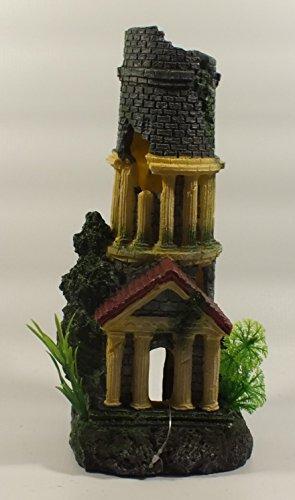 Roman camino acquario ornamento