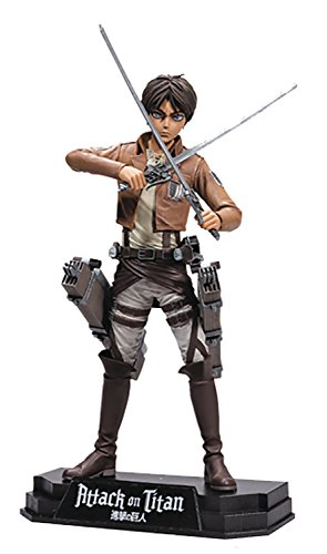 Attack On Titan 12003 Eren Jaeger Figura de accion