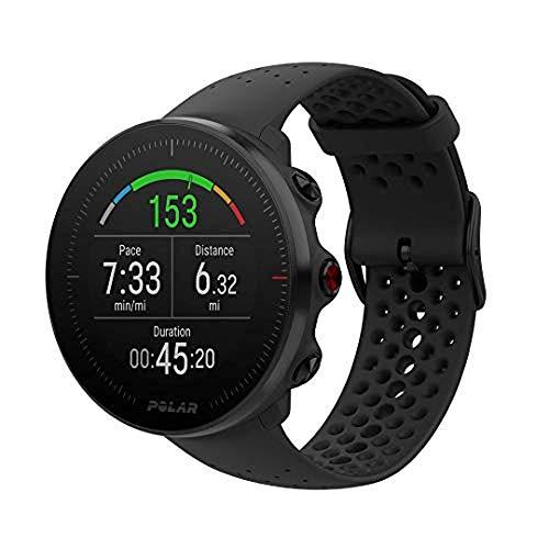 Polar Vantage M -Reloj con GPS y Frecuencia Cardíaca - Multideporte y programas de running -...