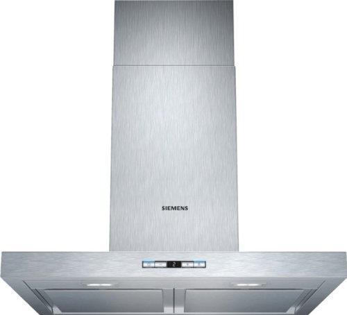 Siemens LC68BC542 iQ500 Drive Motortechnologie / für Wandmontage über Kochstellen / edelstahl