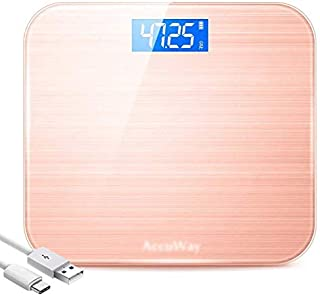 NXYDZC Body Fat Scale, Digital Smart Weight Body Scale Composition Analyzer Wireless Bathroom High-Precision BMI Scale Hea...