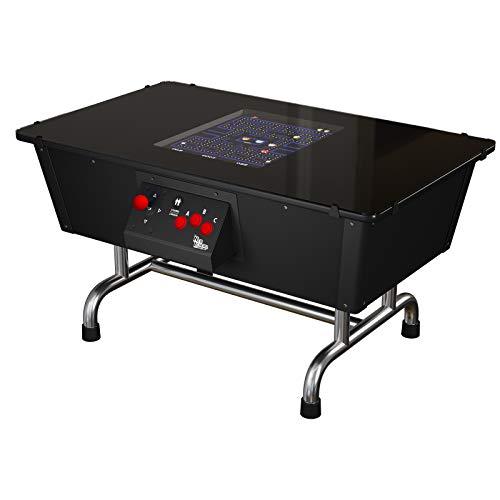 Borne d'arcade Table 60 jeux - Noire - by Neo Legend