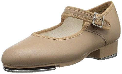 Capezio Women's Mary Jane Tap Shoe - Caramel, 4 M US