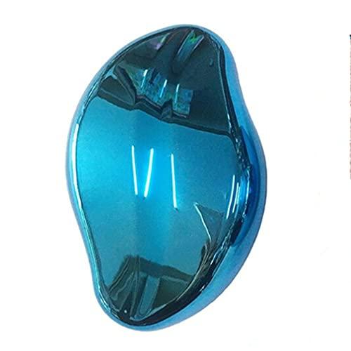 Haowen 2 in 1 Nano Glass Pedicure Lucidatrice per piedi Nano Glass Pedicure Stone Grinder BLU 10.7 * 6.5 * 3.cm