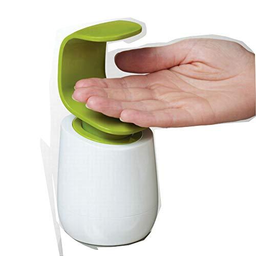 ZHANGY Einhand-Seifenspender Seifenflasche Gequetschte Punkte Hygienische Seifenflasche Badezimmer Händedesinfektionsmittel Shampoo Körperwaschlotion Flasche Küche