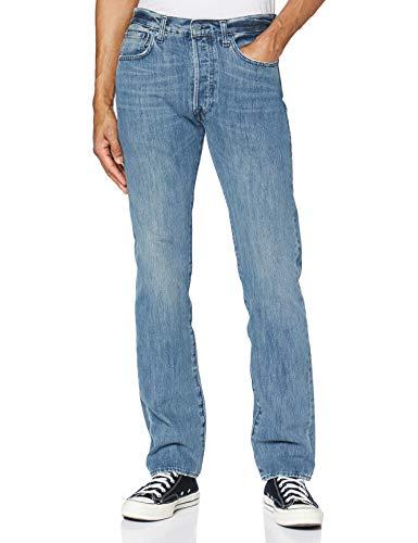 Levi's 501 Original Jeans, Tissue, 32W / 34L Uomo