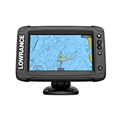 "7"" high-resolution Easy-to-use SolarMAX LED touchscreen display. Quick Access Control Bar provides one–touch access to system controls. Enhanced Surface Clarity lets you see more fish targets near the surface. 3000 Waypoints, 100 Routes, 100 Trails w..."