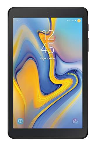 """Samsung Galaxy Tab A 8.0"""", 32GB, Black (LTE AT&T & WIFI) - SM-T387AZKAATT"""