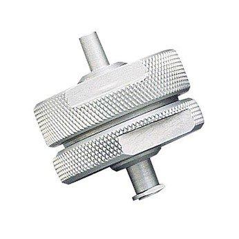 Advantec 301200 Stainless Steel Filter Holder, Syringe; 25mm Dia