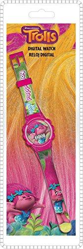 Disney Trolls Reloj Digital TR17049