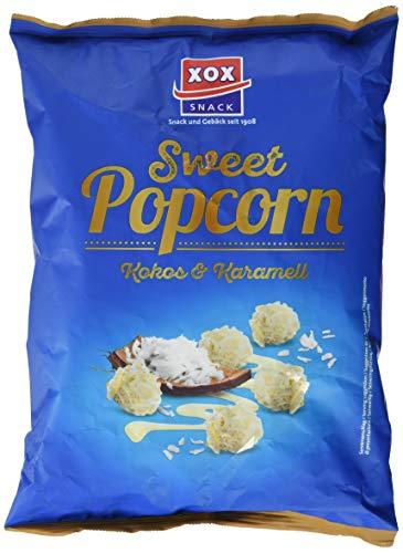 XOX Gourmet Popcorn Kokos-Karamell (1 x 125 g)