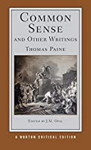 Common Sense and Other Writings (First Edition)  (Norton Critical Editions)