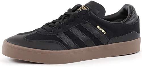 Adidas Busenitz Vulc RX, Zapatillas de Deporte para Hombre, Negro (Negbas/Negbas / Gum5 000), 47 1/3 EU