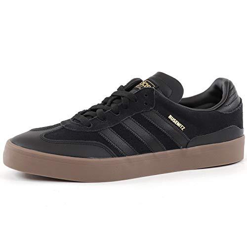 Adidas Busenitz Vulc RX, Zapatillas de Deporte Niño, Negro (Negbas/Negbas / Gum5 000), 36 EU