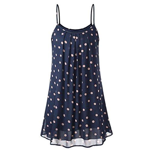 iHENGH Damen Mode Damen Frauen Rundhals Lange Hülsen Spleiß Blusen Oberseiten Kleidung T-Shirt Tops Pullover