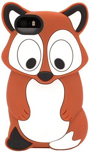 Griffin Kazoo Fox Case for Apple iPhone 5