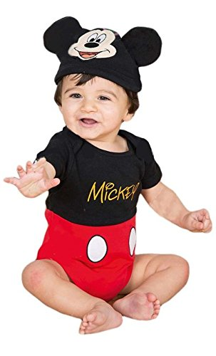 Habillez Mickey Mouse Infant Costume, 0–3 mois