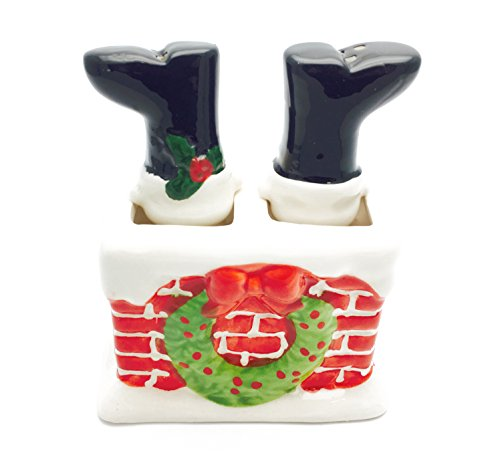 Set per Sale e Pepe 'Stivali di Babbo Natale'