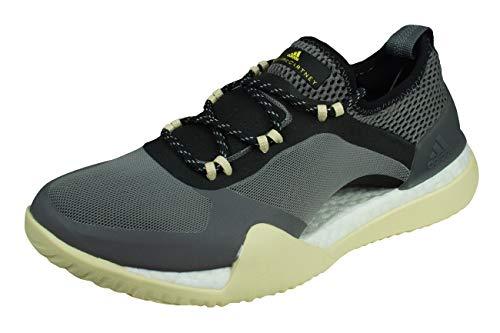 adidas Stella Mccartney Pureboost X TR 3.0 Mujeres Zapatillas de Deporte corrientes-Grey-36