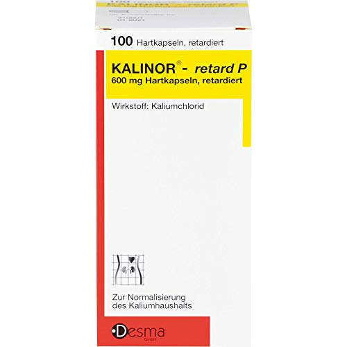 KALINOR-retard P 600 mg Hartkapseln, 100 St. Kapseln