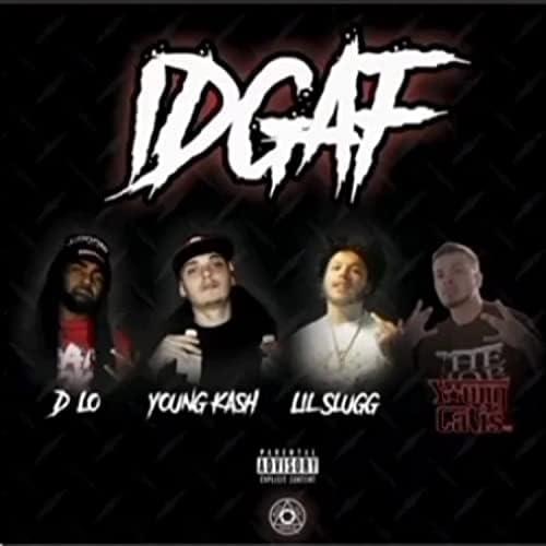 Young Kash feat. D-Lo, Calis & Lil Slugg