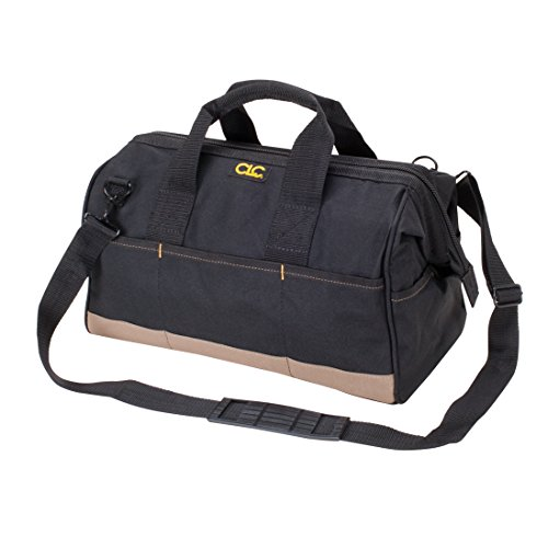 CLC Custom Leathercraft 1165 Large BigMouth Bag, 22 Pocket