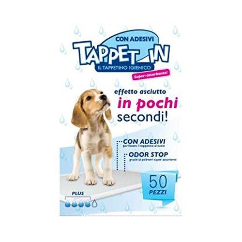 DIGMA Tappetini Igienici per Cani e Animali Domestici 60 x 60 cm 50 Pezzi