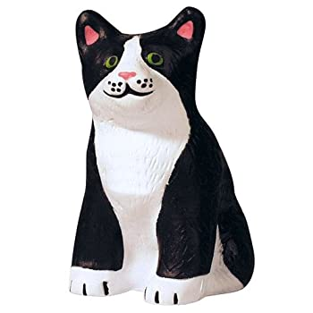 Squeezies Cat Stress Toy | Stress Relief Toys for Adults Teens & Kids | Squishy Foam Stress Ball Toys | Fun Kitten Stress Anxiety & ADHD Reliever