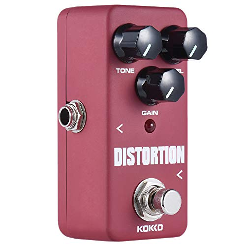 Fantastic Prices! Dingq KOKKO FDS2 Guitar Effect Pedal