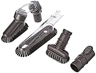Dyson Kit Maison 3 Accessoires – Brosse Douce, Brosse pour Surfaces en Hauteur et Brosse Rigide (B0017R3KXO) | Amazon price tracker / tracking, Amazon price history charts, Amazon price watches, Amazon price drop alerts