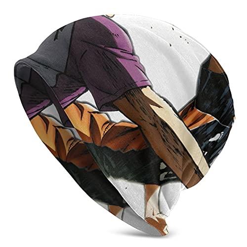 LAOLUCKY Gorras Slouchy Beanie Gorras Soft Chemo Sombreros Dormir Gorras Elegante Sombrero Enano Turbante