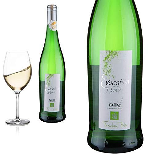 6er Karton 2018 Gaillac blanc - Evocation du Terroir - Vinovalie Weißwein