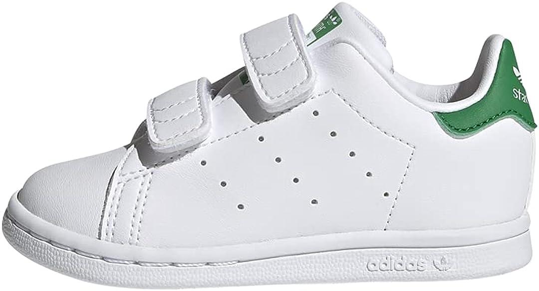 adidas Originals Unisex-Child Stan Smith (End Plastic Waste) Sneaker