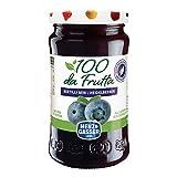 Menz & Gasser Composta 100Dafrutta Mirtillo Nero, 100% Frutta, 1 Vaso X 240G - 240 gr